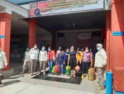 Dibantu Pengawalan Ketat TNI Polri, Rutan Perempuan Pindahkan 20 Napi, Karena Apa?