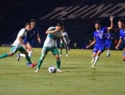 Timnas Indonesia Gilas Taiwan 3-0, Egy Buat 1 Gol