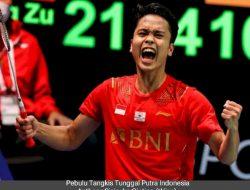 Menunggu 19 Tahun, Indonesia Rebut Piala Thomas, Kalahkan Juara Bertahan China