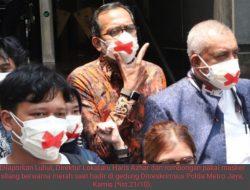 Dilaporkan Luhut, Haris Azhar dan Fatia Gunakan Masker Pertanda Pembungkaman Kepada Aktivis