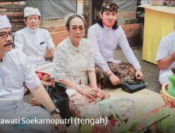 Sukmawati Soekarnoputri Masuk Hindu, Selain Keluarga, Presiden Jokowi Serta Kabinet Juga Diundang Acara Sumpah
