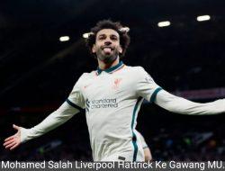 Mengejutkan, Tuan Rumah MU Dibantai Liverpool 5-0, Salah hat-trick